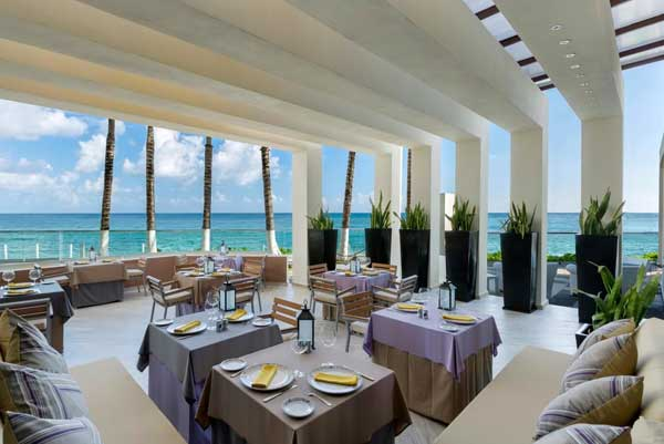 Restaurant Grand Oasis Sens